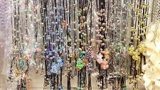 Joblot 45 pcs Mixed colour Crystal Beads Necklaces  - New wholesale