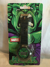 Collectible 2004 Accessory Time Marvel Comics INCREDIBLE HULK Wristwatch NIP
