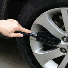 Wheel Tire Rim Scrub Brush Car Truck Motorcycle Bicycle Washing Cleaning tool