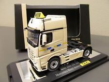 Genuine 1:50 Mercedes Actros GigaSpace FH25 TAXI IAA 2012 Limited 300 Pcs