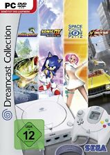 SONIC ADVENTURE DX / CRAZY TAXI / SPACE CHANNEL 5 PART 2 / SEGA BASS FISHING  PC