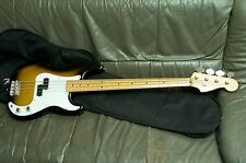 2016 Fender Precision  Bass Classic 50s Bass Guitar Made in Japan