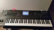 Yamaha Motif XF6 Keyboard Synthesizer and Gator Case.