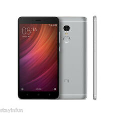 Xiaomi Redmi Note 4 MIUI 8 5.5 inch 4G Phablet Helio X20 Scanner Smartphone NEW