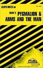 Pygmalion and Arms and the Man (Cliffs notes)-ExLibrary