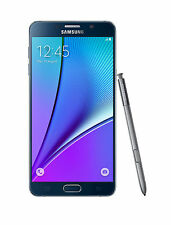 Samsung Galaxy Note5 SM-N920I - 64GB - Sapphire Black (Unlocked) Smartphone