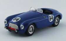 Ferrari 166 MM Barchetta #64 Retired Le Mans 1951 Bouchard / Farnaud 1:43 Model