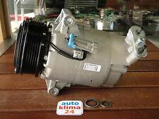 Klimakompressor komplett für Opel Astra H Zafira B 1.9 CDTI NEU