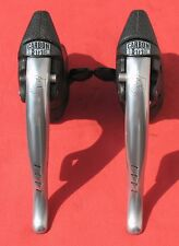 1997 Campagnolo Record Titanium 9 speed Ergopower Shifters