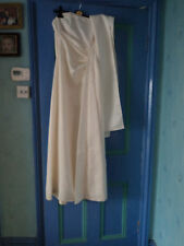 IVORY DRESS FROM THE WEDDING COLLECTION UK size 8