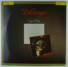 "12"" LP - Dillinger - Cup Of Tea - A2449 - washed & cleaned"