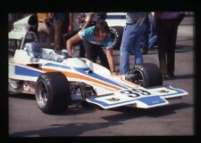 John Gunn #39 Crane Cams Lola T332 - F5000 - Original 35mm Race Slide
