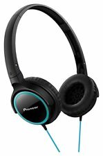 Pioneer SE-MJ512 Fully Enclosed Dynamic Headphones GW GK R PK K 5 color New JP