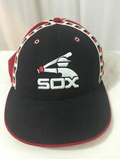 1983 Chicago White Sox Wool Fitted Cap New Era Cooperstown Collection Size 7 1/2