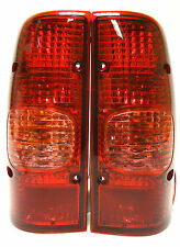 MAZDA B2500 2002-2006 Rear tail right+left signal lights lamps set RH+LH