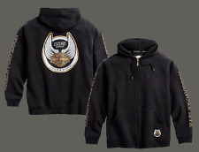 HARLEY DAVIDSON 105TH ANNIVERSARY ZIP UP  Sweatshirt hooded HOODY (XL)