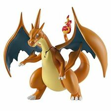"@New@ Pokemon Battle Action Mega Charizard Y 6"" Large Figure Toy Game Kids Play"