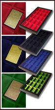 Display Case Box divided compartments Green Suitable for 20 Collectable Lighter