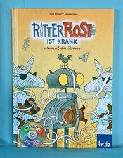Ritter Rost ist krank * Bd. 10 ( 2010) Buch und CD / wie NEU