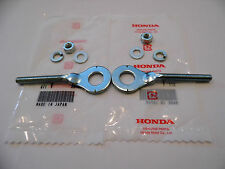 Honda XR70 XR80 XR100 OEM chain adjusters with nuts & washers FREE Shipping