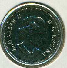 2006-P CANADA TEN CENTS, CHOICE SPECIMEN, GREAT PRICE!