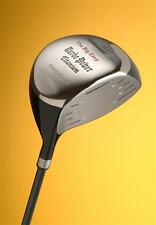 "Titanium driver "" The Big Easy "" right/left hand, flex/loft/grip to suit you"