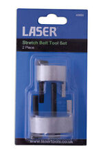 Laser 4999 Stretchy Belt Tool Set 2pc