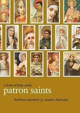 Patron Saints  A Feast of Holy Cards by Barbara Calamari CATHOLIC DEVOTIONAL ART