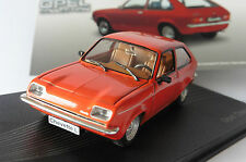 OPEL CHEVETTE L 1980 1982 RED IXO ALTAYA 1/43 COLLECTION ROSSO ROT ROUGE NEW