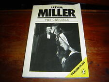 *GOOD CONDITION* THE CRUCIBLE by Arthur Miller WELL-BOUND, UNMARKED PAGES