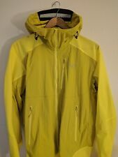 "Arc'teryx Gamma SL Hybrid Hoody (Softshell) - Men's Size Medium - Color ""Aureus"""