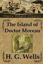 The Island of Doctor Moreau by H Wells (2013, Paperback)