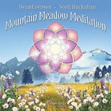 Mountain Meadow Meditation by Dean Evenson (CD, May-2003, Soundings of the...