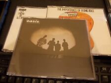OASIS LYLA IMPORTANCE OF BEING IDLE LET THERE BE LOVE CD SINGLES  FREEPOST