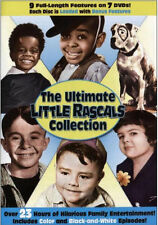 Ultimate Little Rascals Collection DVD Set TV Show Series Episodes Family Films