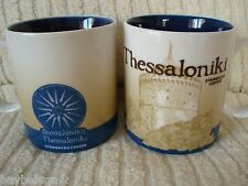 NEW! Starbucks Coffee Global City Mug THESSALONIKI Greece, with tag! :)
