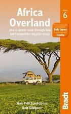 Africa Overland (Bradt Travel Guide Africa Overland)-ExLibrary