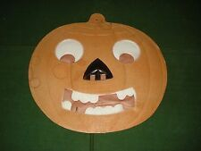 VINTAGE 1920's JACK O' LANTERN HALLOWEEN DECORATION, MADE IN GERMANY