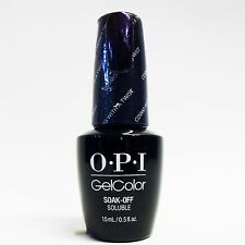 OPI GELCOLOR Gel Color Starlight Colors in Orbit Collection Variations .5oz/15ml