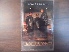 "NEW SEALED ""Heavy D & The Boys"" Nuttin' But Love   Cassette  Tape   (G)"