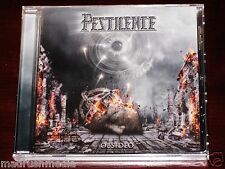 Pestilence: Obsideo CD 2013 Candlelight USA Records CDL548CD NEW