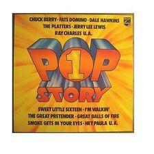 POP STORY 1 - PHILIPS ROCK 'N' ROLL SAMPLER LP