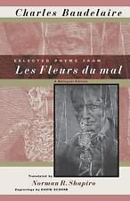 Selected Poems from Les Fleurs du mal: A Bilingual Edition