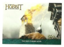 2014 The Hobbit An Unexpected Journey The Lonely Mountain flashback cards P-07
