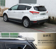 Painted Factory ABS Wing/Spoiler For  Ford Escape Kuga