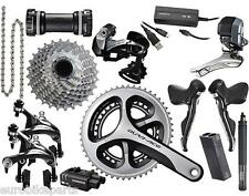 2016 Shimano Dura-Ace 9070 9000 Di2 9000 Full Electronic Group Set Kit