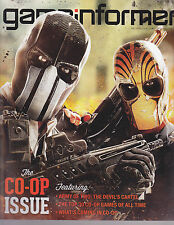 GameInformer Issue 233 September 2012 -- The Co-Op Issue, Top 30 Co-Op Games