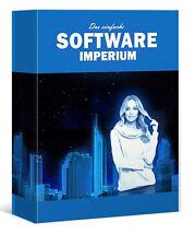 Das einfache SOFTWARE IMPERIUM -Ebook(PDF& Word)- PLR/Reseller-Projekt