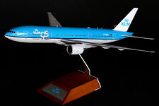 "KLM B777-200ER Reg: PH-BQB ""95th"" JC Wings 1:200 Diecast White BOX!!  XX2346"