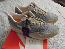 NIKE AIR MAX 1 LIBERTY QS UK9 BRAND NEW IN BOX ON VENTE ANIMAUX MORTS LTD EDITION 90